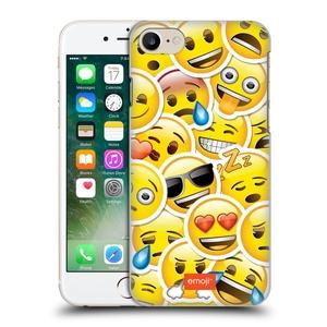Official Emoji Sticker Smileys Hard Back Case for Apple iPhone 7
