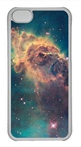 iPhone 5c case, Cute Nebula By Hubble iPhone 5c Cover, iPhone 5c Cases, Hard Clear iPhone 5c Covers