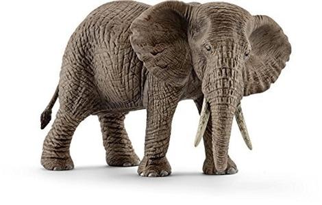 Wild Life Female Schleich African Elephant Toy by Wildlife