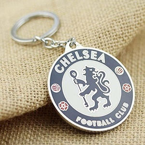 Football Club Chelsea Quality Metal Keychain, Keyring, great Gift