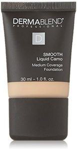 Dermablend Smooth Liquid Camo Foundation, Linen by Dermablend