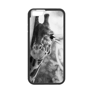 Case for iPhone 6S,Case Cover for iPhone 6,Case for iPhone 6(4.7 inch),Case Protector for iPhone 6/6S,iPhone Accessories Giraffe Protective Back Case Cover Suit for iPhone 6 6S