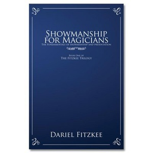 Showmanship for Magicians by Dariel Fitzkee - Book by Magic Box Productions