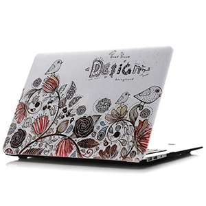 Macbook Air 11 inch Case (A1465 / A1370) - Fashion Pattern Ultra Slim Light Weight COCO-US Protective Plastic Hard Case Cover For Macbook Air 11 inch Case(A1465 / A1370)(TN-9)