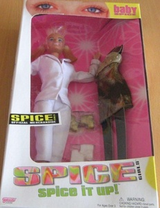 Spice Girls Spice It Up! - Baby Spice / Emma Bunton Doll by Spice Girls
