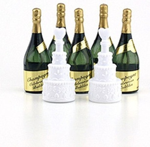 Celebration Champagne Party Bubbles by Partyrama