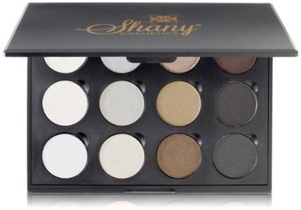 Shany 12 Color Palette Smokey Eyes Eyeshadow Kit by SHANY Cosmetics