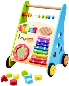 Wooden Toys Wooden Activity Baby Walker by Wooden Toys