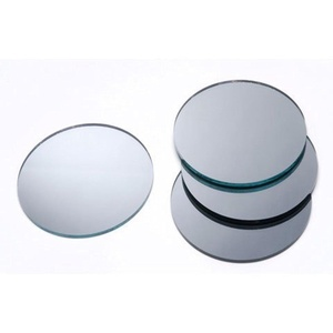 Darice & Catan Floral DAR1613.43 Mirror Round 2 in., 4 Pieces, Pack of 6 by Darice & Catan Floral