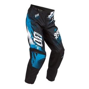 Shot Capture Men's Off-Road Motorcycle Pants - Blue Size 38