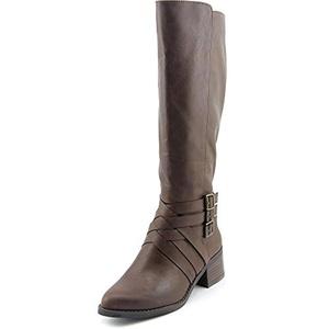 Mia Noralee Women US 5.5 Brown Knee High Boot