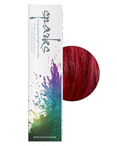 Sparks Long Lasting Bright Hair Color - Red Velvet 3 oz. (Pack of 2) by Sparks Hair Color