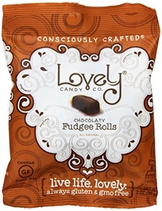 Chewy Candy Fudgee Roll, 2 Ounce (Pack of 6) by Chewy Candy