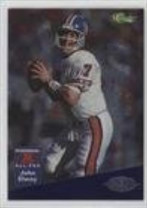 John Elway #/2,600 (Football Card) 1994 Classic Images - All-Pro #A16