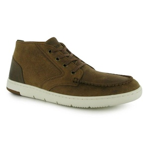 Mens Firetrap Buckhorn Chukka Boots Shoes Brown (UK 8 / US 8.5)