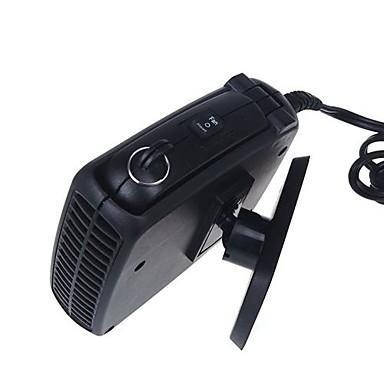Car Auto Vehicle Electric Fan Heater Heating Windshield Defroster Demist 12V 200W