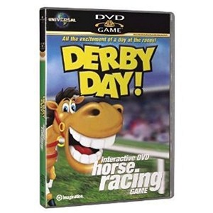 Derby Day Interactive DVD Horse Racing Gam by DVD Game Pro