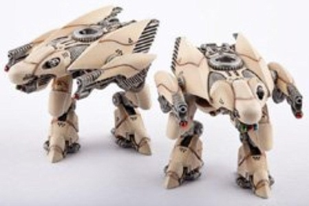 Dropzone Commander PHR Odin Heavy Walkers (2 Figures) by Dropzone Commander