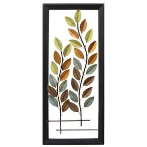 Stratton Home Decor S01286 Flowing Autumn Tree Panel Wall Decor