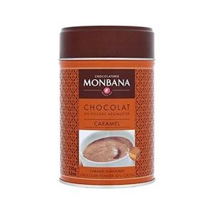 Monbana Caramel Chocolate Powder 250g - Pack of 2