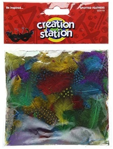 Creation Station Spotted Feathers by Creation Station