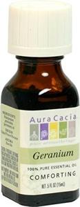 Essential Oil, 100% Pure - Geranium, 0.5 oz by Essential Oils