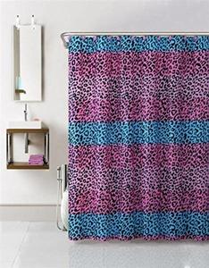 Luxury Home Leopard Fun Memory Foam Bath-In-Bag Set44; Pink - 14 Piece Set