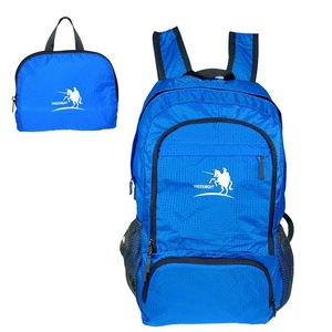 Sling Bag Backpack Sack Satchel Shoulder Messenger Bag Rucksack Crossbody Pack 35L Capacity Outdoor Travel Mountaineering Bags Folding Save Space Backpack nylon blue, by LC Prime