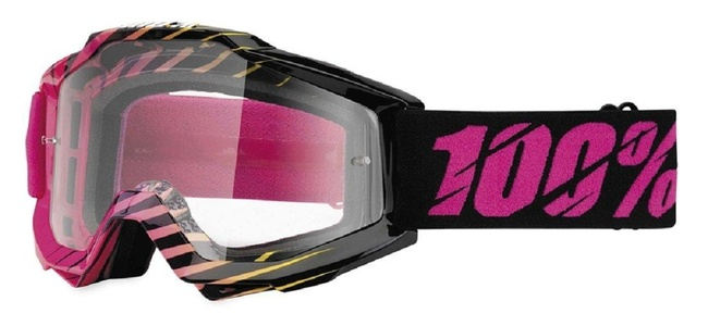 100 Percent Accuri Canaveral Clear Lens Goggles