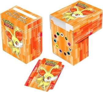 Ultra Pro Pokemon X & Y Card Supplies Fennekin Deck Box by Pokemon Center