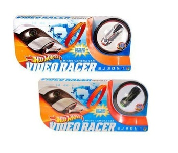 Hot Wheels Micro Camera Car Video Racer, Set of Two by Vehicle Models