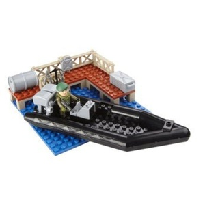 Character Building HM Armed Forces Royal Navy Assault Rib Mini Set by Character Building