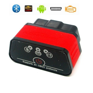 Bestcompu KW903 ELM327 Bluetooth OBDII OBD2 For Android Car Auto Fault Diagnostic Scanner