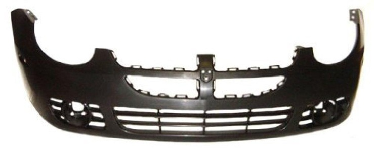 OE Replacement Dodge Neon Front Bumper Cover (Partslink Number CH1000378) by Multiple Manufacturers