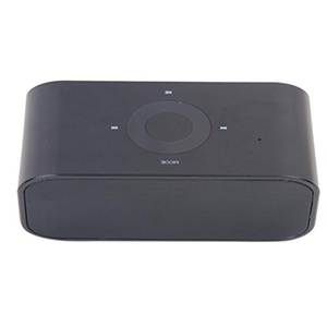 PIXNOR Portable K6 Touch Control Mega Bass Bluetooth Speaker Support Aux-in/TF Card