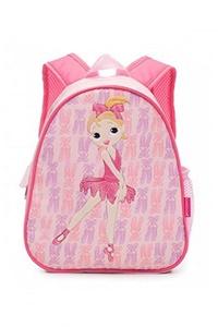 Capezio Girls Capezio Backpack, Pink Chasse, One