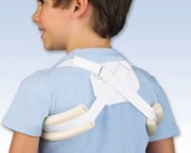 FLA Pediatric Clavicle Support (Pediatric/XSmall) by FLA Orthopedic Braces