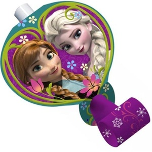 Disney Frozen Party Blow Outs 8 Pack by Hallmark Party
