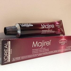 L'Oreal Professionnel Majirel Ionene G Incell Permanent Creme Color 7.4/7C by N'iceshop