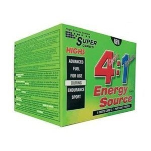 High 5 4:1 Energy Source SFruits Box 600g by High 5
