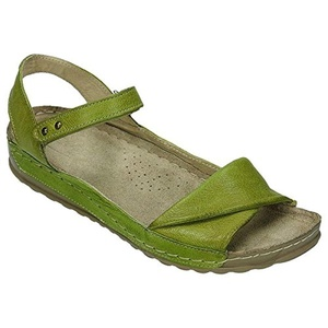 Miccos Shoes womens Sandals lime size 41.0 EU