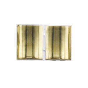 CLOVER Foldable Antenna Signal Range Booster for DJI Phantom 4 3 Inspire 1 Remote Controller Signal Extender - Golden