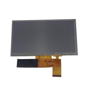 7-inch ZJ070NA-03C LCD display screen + touch screen digitizer panel For Garmin Dezl 7xx 760LM 760LMT GPS Navigation LCD