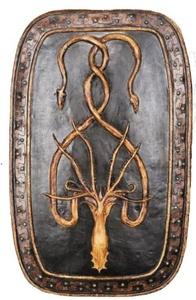 Dark Horse Deluxe Game of Thrones Shield Pin: Greyjoy by Dark Horse Deluxe