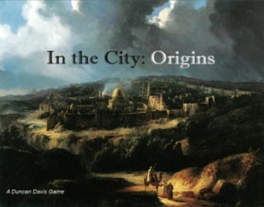 In the City - Origins SW by Card Games Sherwood Games
