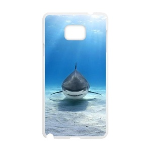 [USPSCASE] Deep Sea Sharks Hard Phone Case Cover for iPhone,Samsung Galaxy, LG, iPod, HUAWEI,Blackberry(Samsung Galaxy note 5 White)