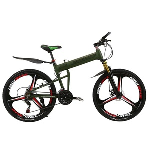 ALTRUISM X5 pro Mountain Bikes 21 Speed Bicycle 26inch Bicycles For Mens Womens Aluminum bike (Green)