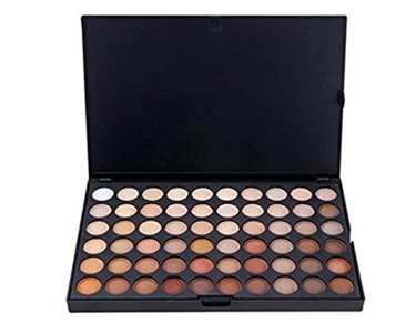 FantasyDay? Professional 120 Colours Eyeshadow Palette Makeup Contouring Kit #4 - Ideal for Professional and Daily Use by FantasyDay