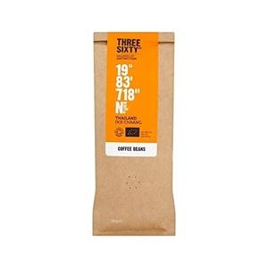 ThreeSixty Thai Coffee Beans 250g - Pack of 2