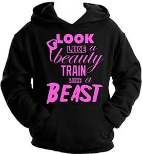 Black Girl's Gymnastics gymnast Pullover Hoodie Sweatshirt Youth Kids Hoody